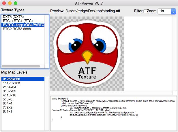 ATFViewer