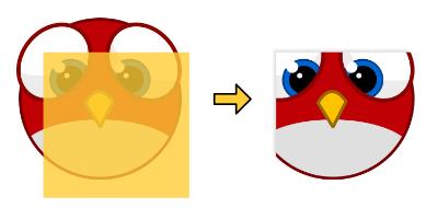 Rectangular Mask